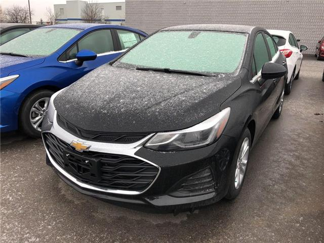 2019 Chevrolet Cruze LT (Stk: 127153) in BRAMPTON - Image 1 of 5