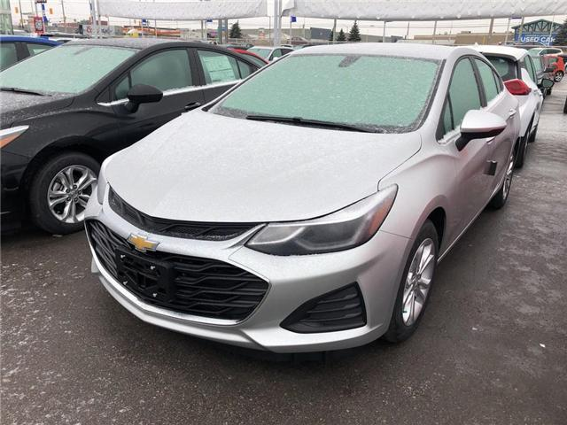2019 Chevrolet Cruze LT (Stk: 125123) in BRAMPTON - Image 1 of 5