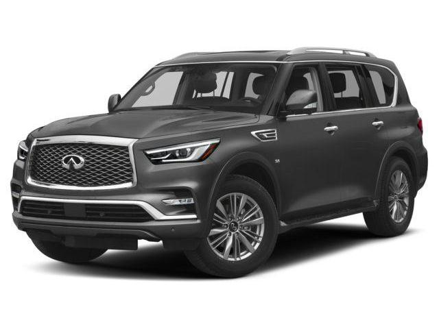 2019 Infiniti QX80 LUXE 7 Passenger (Stk: 919011) in London - Image 1 of 9