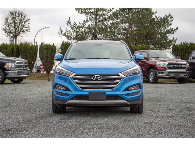2017 Hyundai Tucson Limited (Stk: AH8786) in Abbotsford - Image 2 of 29