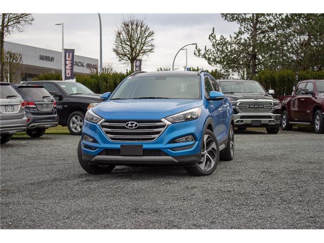 2017 Hyundai Tucson Limited (Stk: AH8786) in Abbotsford - Image 3 of 29