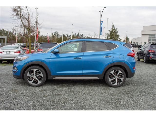 2017 Hyundai Tucson Limited (Stk: AH8786) in Abbotsford - Image 4 of 29