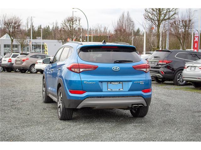 2017 Hyundai Tucson Limited (Stk: AH8786) in Abbotsford - Image 5 of 29