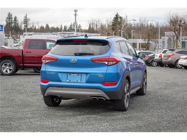 2017 Hyundai Tucson Limited (Stk: AH8786) in Abbotsford - Image 7 of 29