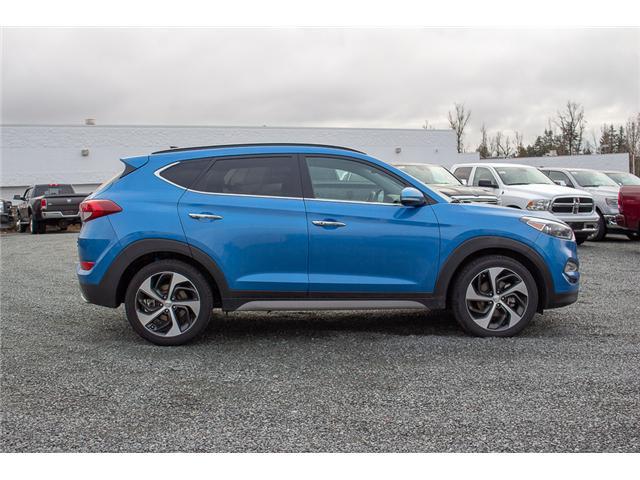 2017 Hyundai Tucson Limited (Stk: AH8786) in Abbotsford - Image 8 of 29