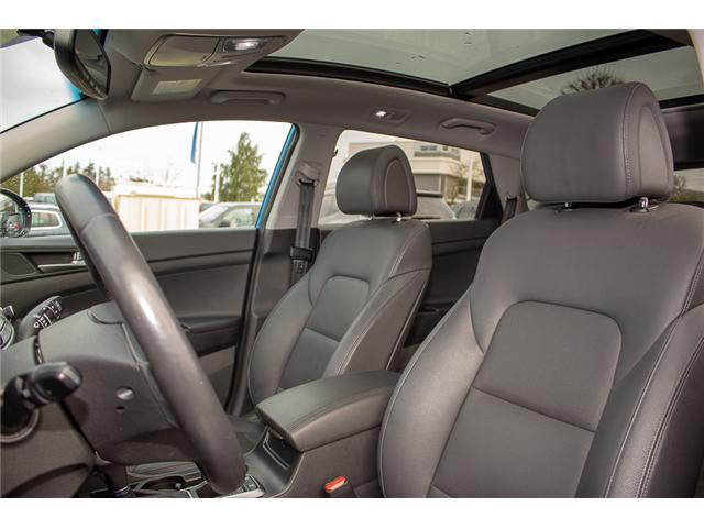2017 Hyundai Tucson Limited (Stk: AH8786) in Abbotsford - Image 10 of 29