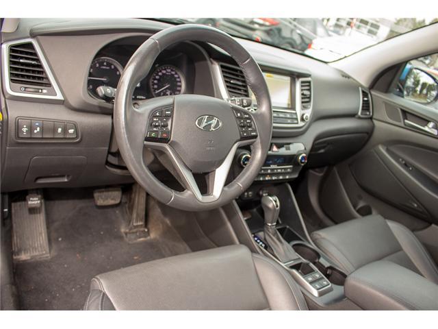 2017 Hyundai Tucson Limited (Stk: AH8786) in Abbotsford - Image 11 of 29
