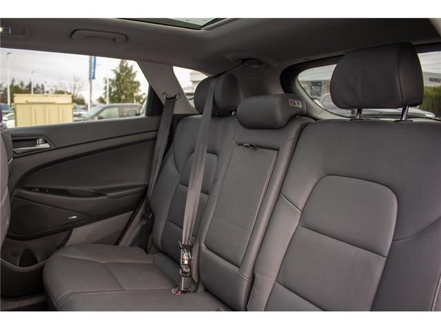 2017 Hyundai Tucson Limited (Stk: AH8786) in Abbotsford - Image 12 of 29