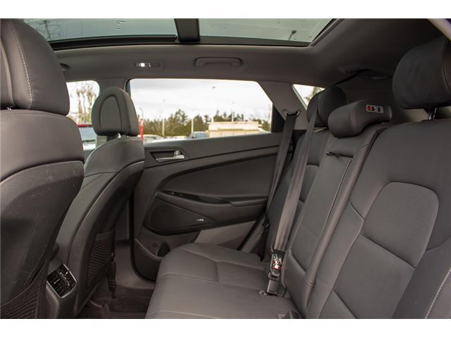 2017 Hyundai Tucson Limited (Stk: AH8786) in Abbotsford - Image 13 of 29