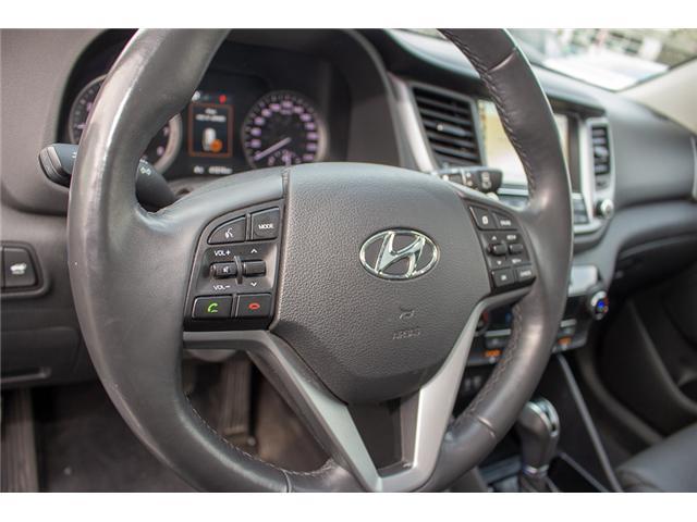 2017 Hyundai Tucson Limited (Stk: AH8786) in Abbotsford - Image 22 of 29