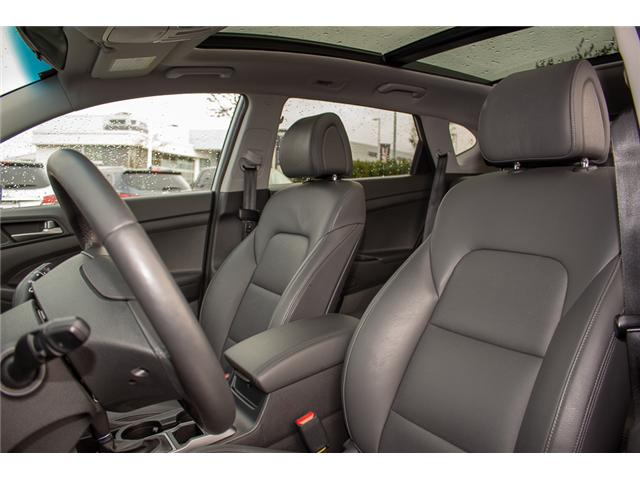 2018 Hyundai Tucson SE 2.0L (Stk: AH8789) in Abbotsford - Image 7 of 26