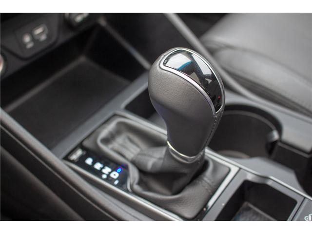 2018 Hyundai Tucson SE 2.0L (Stk: AH8789) in Abbotsford - Image 25 of 26
