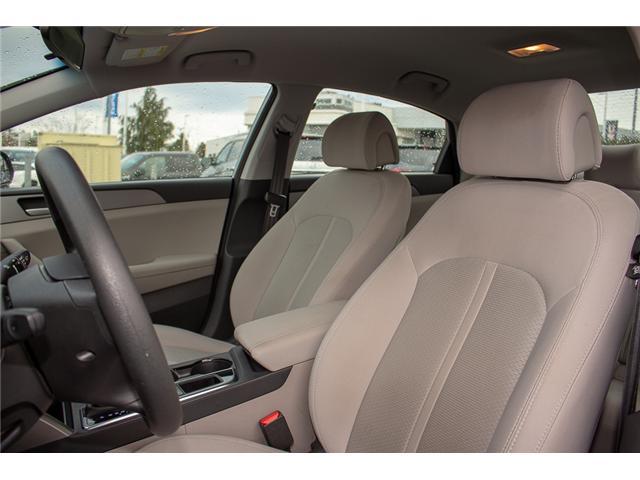 2015 Hyundai Sonata GL (Stk: JT836183A) in Abbotsford - Image 10 of 29