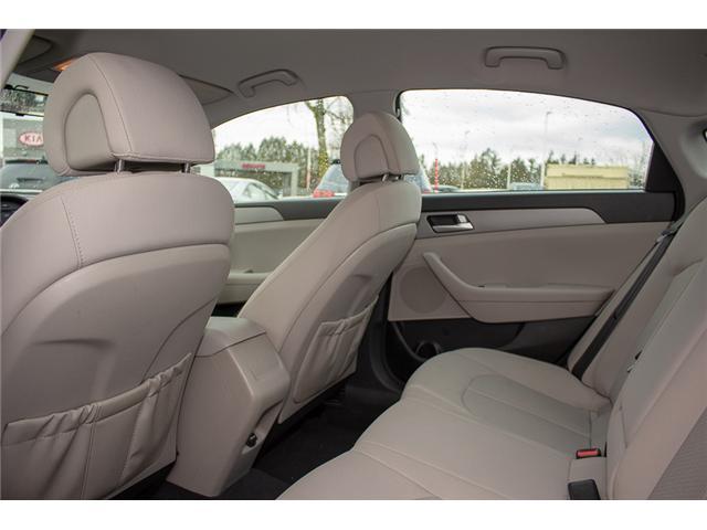 2015 Hyundai Sonata GL (Stk: JT836183A) in Abbotsford - Image 13 of 29