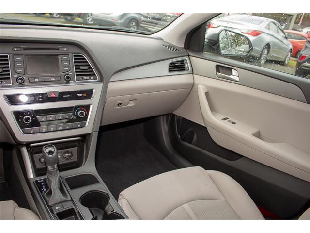 2015 Hyundai Sonata GL (Stk: JT836183A) in Abbotsford - Image 15 of 29