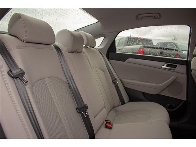 2015 Hyundai Sonata GL (Stk: JT836183A) in Abbotsford - Image 16 of 29