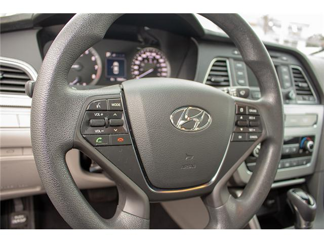 2015 Hyundai Sonata GL (Stk: JT836183A) in Abbotsford - Image 21 of 29