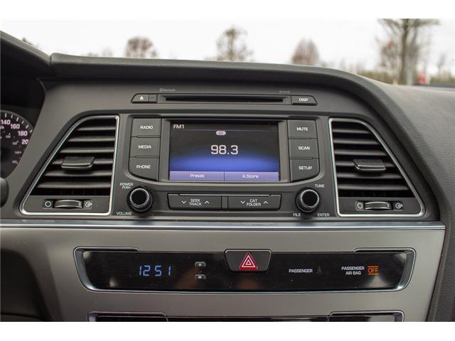 2015 Hyundai Sonata GL (Stk: JT836183A) in Abbotsford - Image 24 of 29