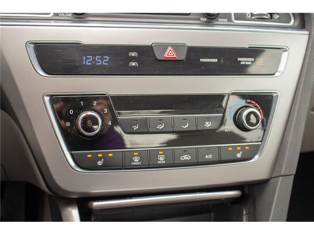 2015 Hyundai Sonata GL (Stk: JT836183A) in Abbotsford - Image 26 of 29