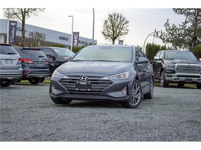 2019 Hyundai Elantra Luxury (Stk: KE808488) in Abbotsford - Image 3 of 27