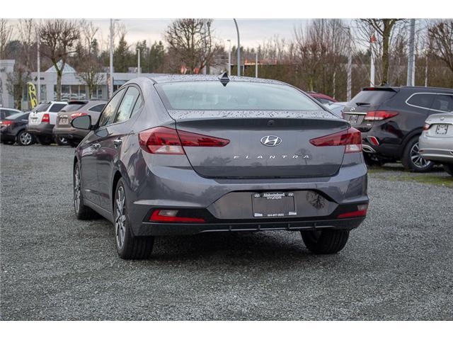 2019 Hyundai Elantra Luxury (Stk: KE808488) in Abbotsford - Image 5 of 27