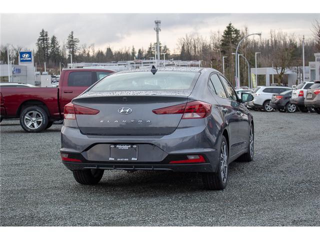 2019 Hyundai Elantra Luxury (Stk: KE808488) in Abbotsford - Image 7 of 27