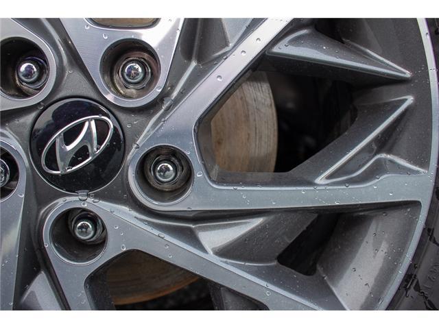 2019 Hyundai Elantra Luxury (Stk: KE808488) in Abbotsford - Image 8 of 27