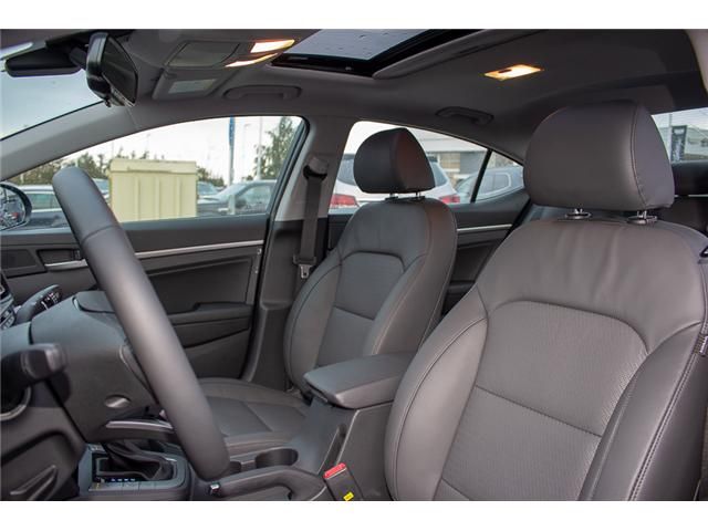 2019 Hyundai Elantra Luxury (Stk: KE808488) in Abbotsford - Image 9 of 27