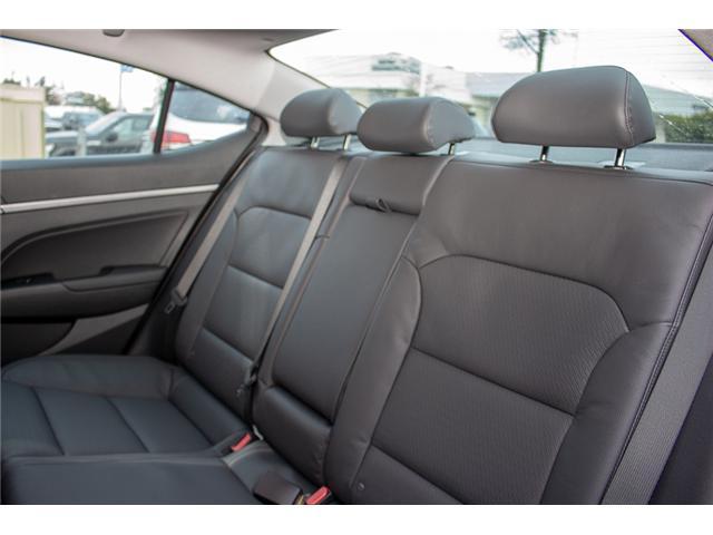 2019 Hyundai Elantra Luxury (Stk: KE808488) in Abbotsford - Image 11 of 27