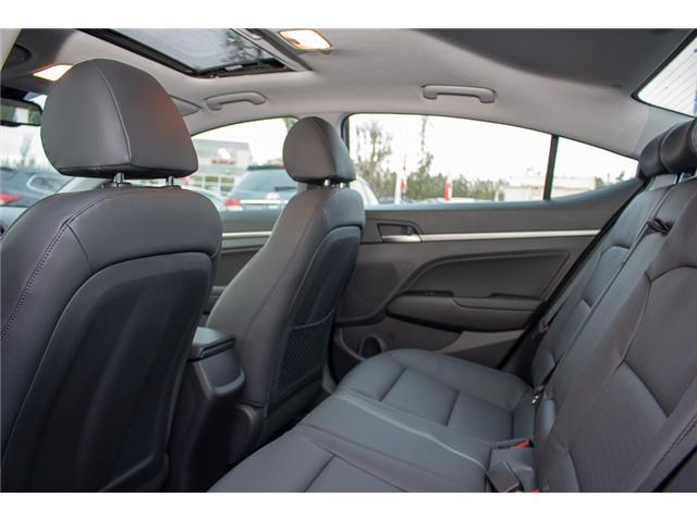 2019 Hyundai Elantra Luxury (Stk: KE808488) in Abbotsford - Image 12 of 27
