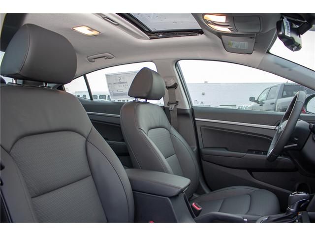 2019 Hyundai Elantra Luxury (Stk: KE808488) in Abbotsford - Image 17 of 27