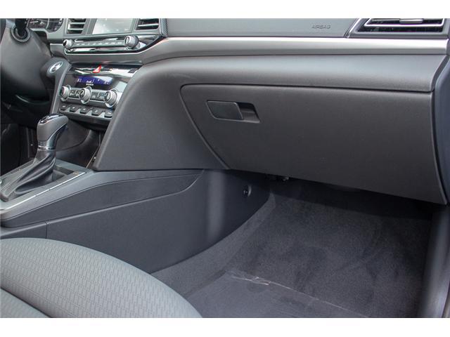 2019 Hyundai Elantra Luxury (Stk: KE808488) in Abbotsford - Image 18 of 27