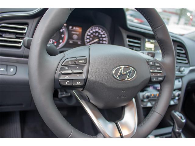 2019 Hyundai Elantra Luxury (Stk: KE808488) in Abbotsford - Image 20 of 27