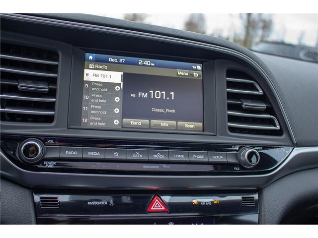 2019 Hyundai Elantra Luxury (Stk: KE808488) in Abbotsford - Image 22 of 27