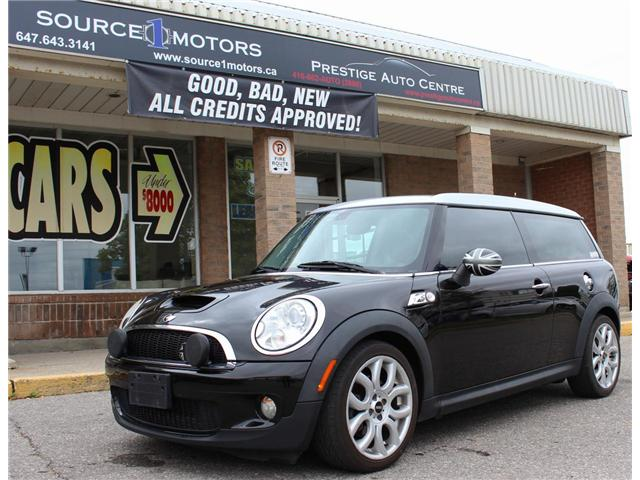 2010 MINI Cooper S Clubman Base (Stk: P75404) in Brampton - Image 1 of 14