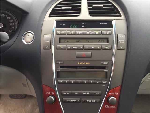 2008 Lexus ES 350 Base (Stk: 170562) in Orleans - Image 22 of 29