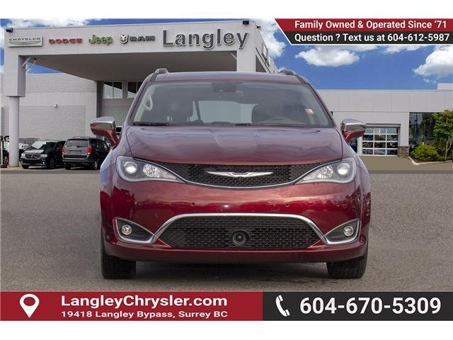 2018 Chrysler Pacifica Limited (Stk: EE900010) in Surrey - Image 2 of 30