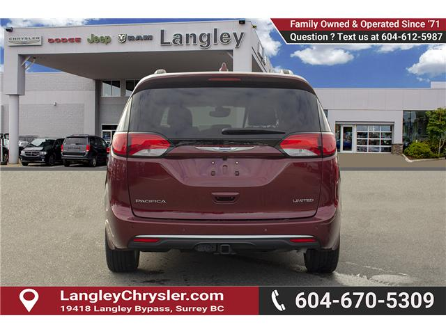 2018 Chrysler Pacifica Limited (Stk: EE900010) in Surrey - Image 5 of 30