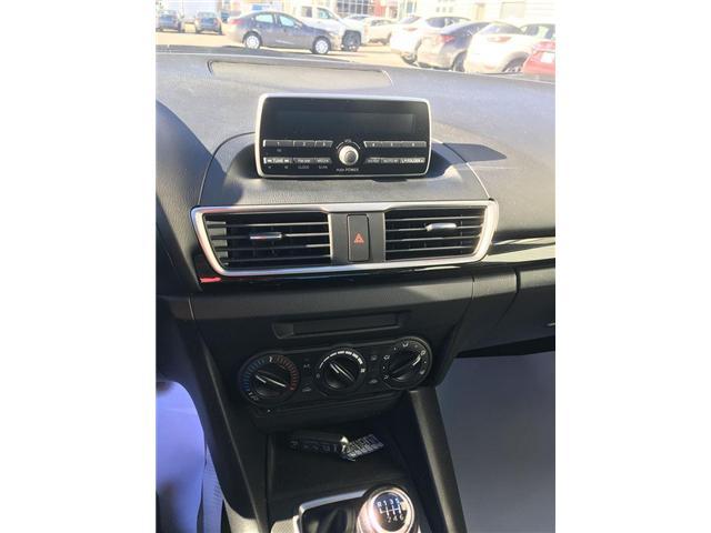 2015 Mazda Mazda3 GX (Stk: 1212) in Alma - Image 12 of 15