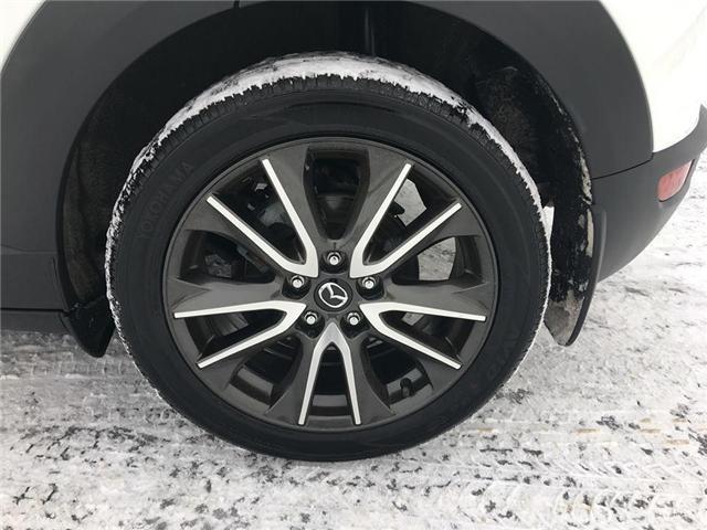 2016 Mazda CX-3 GT (Stk: 6094A) in Alma - Image 11 of 20
