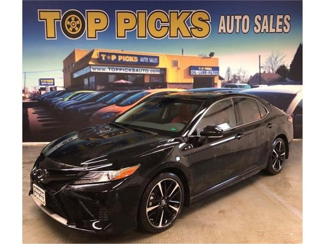2018 Toyota Camry XSE (Stk: 580889) in NORTH BAY - Image 1 of 25