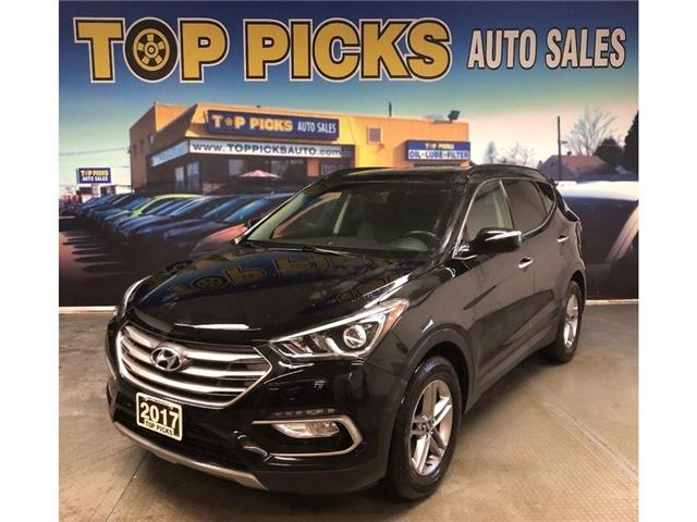 2017 Hyundai Santa Fe Sport SE (Stk: 432218) in NORTH BAY - Image 1 of 28