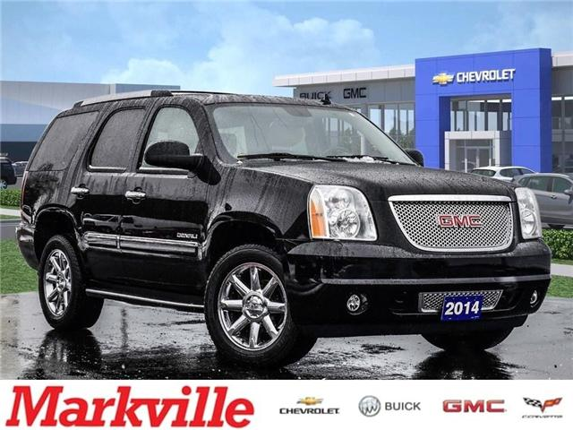2014 GMC Yukon DENALI-NAV-RF-2 SETS TIRES-GM CERTIFIED PRE-OWNED (Stk: Z124704A) in Markham - Image 1 of 22