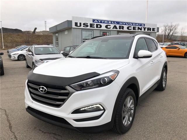 2016 Hyundai Tucson Premium/LEATHER,ROOF (Stk: KM8J3C) in Brampton - Image 1 of 19
