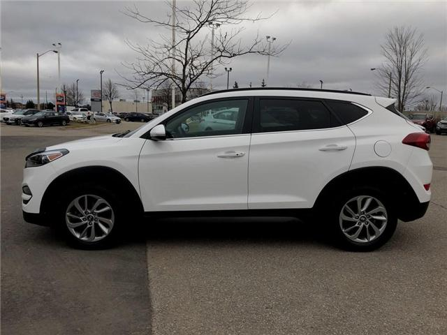 2016 Hyundai Tucson Premium/LEATHER,ROOF (Stk: KM8J3C) in Brampton - Image 2 of 19
