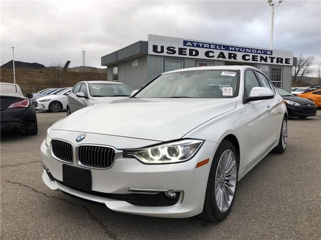 2015 BMW 3 Series 320i xDrive (Stk: 3924) in Brampton - Image 1 of 17
