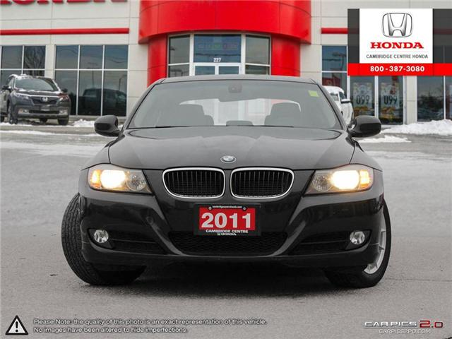 2011 BMW 323i  (Stk: 19148A) in Cambridge - Image 2 of 27