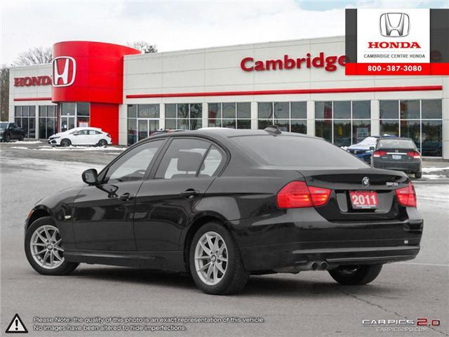 2011 BMW 323i  (Stk: 19148A) in Cambridge - Image 4 of 27