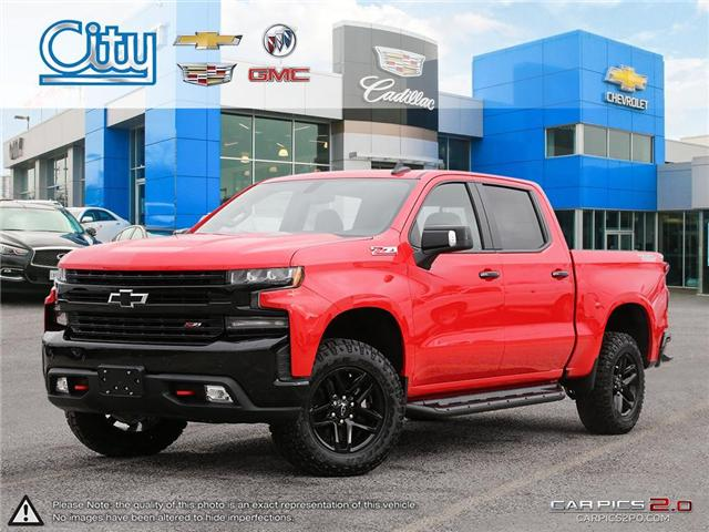 2019 Chevrolet Silverado 1500 LT Trail Boss (Stk: 2992785) in Toronto - Image 1 of 27