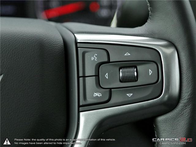 2019 Chevrolet Silverado 1500 LT Trail Boss (Stk: 2992785) in Toronto - Image 18 of 27